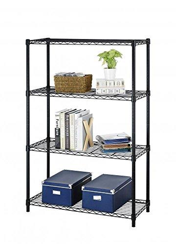 PayLesshere-36x14x54-4-Tier-Layer-Shelf-Adjustable-Steel-Wire-Metal-Shelving-Rack-0-0