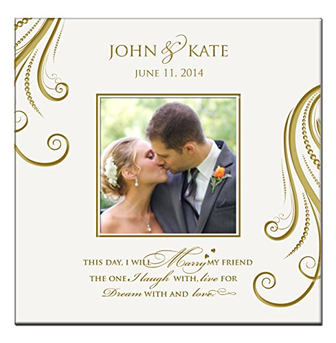 Personalized-Mr-Mrs-Wedding-Anniversary-Gifts-Photo-Album-This-Day-I-Will-Marry-My-Friend-Holds-200-4×6-Photos-Wedding-Gift-Ideas-Made-By-Dayspring-Milestones-0