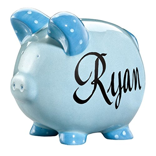 Personalized-Piggy-Banks-Pink-or-Blue-Customized-with-Your-Childs-Name-Great-Baby-Gift-0