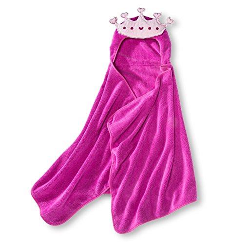 Pink-Princess-Hooded-Bath-Towel-Disney-Frozen-Elsa-and-Anna-Magic-Grow-Towel-2-Pc-Set-0-0