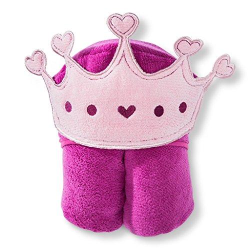 Pink-Princess-Hooded-Bath-Towel-Disney-Frozen-Elsa-and-Anna-Magic-Grow-Towel-2-Pc-Set-0-1