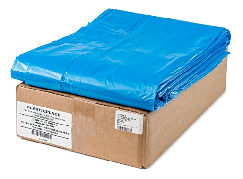 Plasticplace-40-45-Gal-Blue-Recycling40x4612-Mil-100Case-0