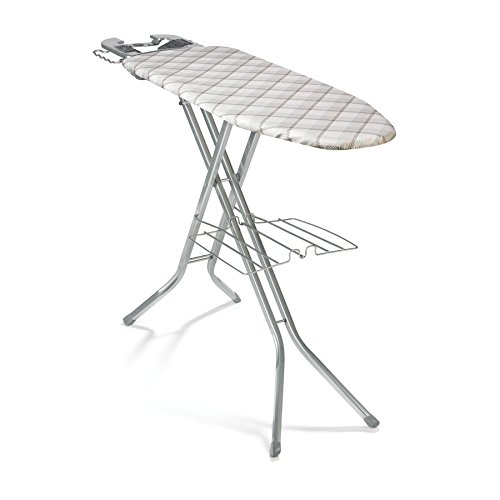 Polder-IB-4817BBB-Deluxe-Ironing-Station-with-Iron-Holster-48-Inch-0-0