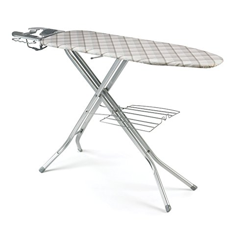 Polder-IB-4817BBB-Deluxe-Ironing-Station-with-Iron-Holster-48-Inch-0