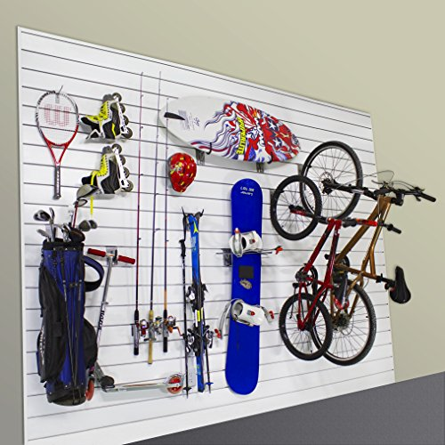 Proslat-11005-Sports-Equipment-Steel-Hook-Variety-Kit-Designed-for-PVC-Slatwall-13-Piece-0-1