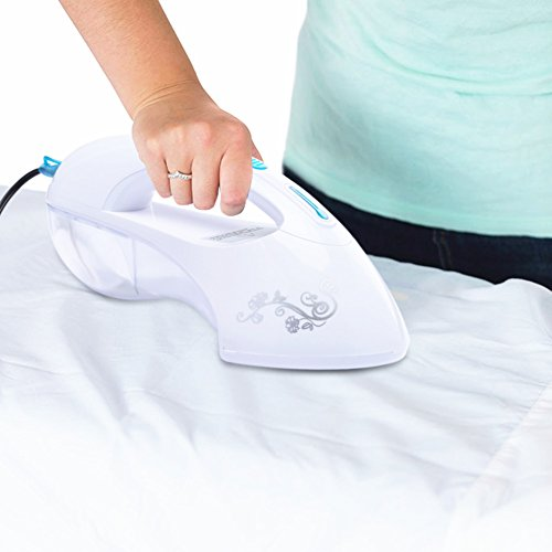 Protable-Steam-Iron-Garment-Steamer-Handheld-Fabric-Steamer-Household-Steamer-Handy-Vapor-Steamer-to-Iron-Clothes-Fast-Heat-up-for-Home-and-Travel-White-0-0