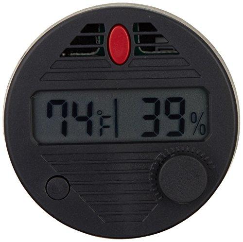 Quality-Importers-HygroSet-II-Round-Digital-Hygrometer-for-Humidors-0-0