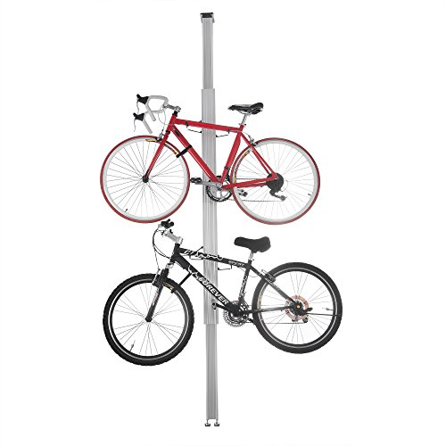 RAD-Cycle-Products-Aluminum-Bike-Stand-Bicycle-Rack-Storage-or-Display-for-Two-Bicycles-0