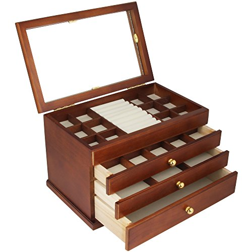 Real-wood-Wooden-Jewelry-Box-Case-SI-1821B-0