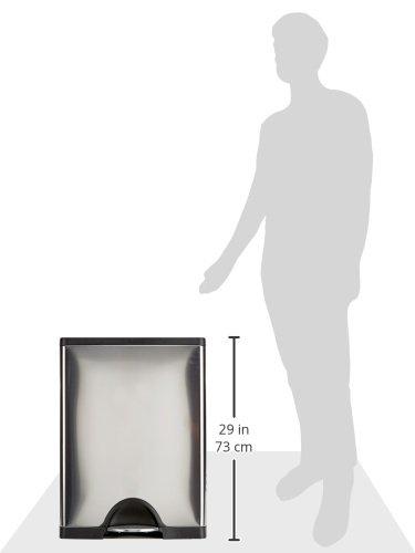 Rectangular-Step-Recycler-46-Liter-12-Gallon-0-0