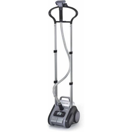 Refurbished-Rowenta-Precision-Valet-Commercial-Full-Size-Garment-Steamer-with-Retractable-Cord-and-Variable-Steam-GreyPurple-0