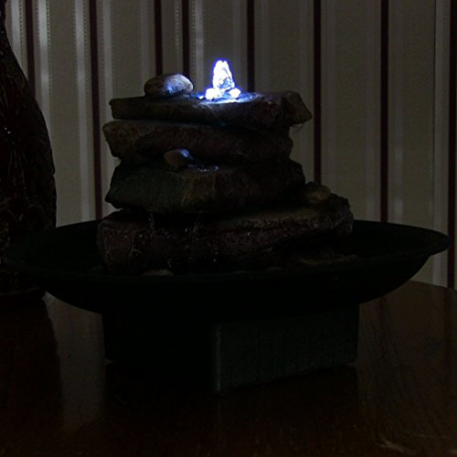 Rock-Garden-Tabletop-Fountain-with-LED-Lights-7-Inch-Tall-0-1