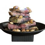 Rock-Garden-Tabletop-Fountain-with-LED-Lights-7-Inch-Tall-0