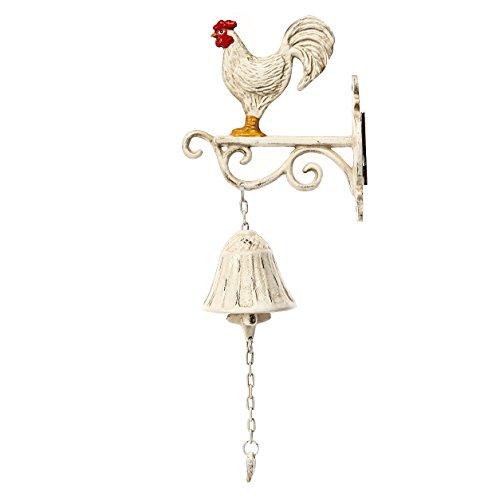 Rooster-Chicken-Garden-Door-Bell-Foundry-Main-Home-Decor-Door-Dcor-0