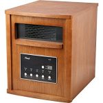 Rosewill-RHWH-14002-1500-Watt-Oak-Wooden-Cabinet-Finish-Room-Space-Heater-with-6-Infrared-Heating-Element-Tubes-ETL-Certified-0-0