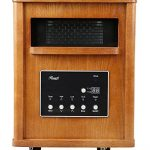 Rosewill-RHWH-14002-1500-Watt-Oak-Wooden-Cabinet-Finish-Room-Space-Heater-with-6-Infrared-Heating-Element-Tubes-ETL-Certified-0