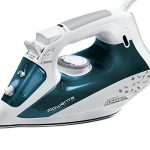 Rowenta-DW4051-Project-Runway-1700-Watt-Micro-Steam-Iron-Stainless-Steel-Soleplate-with-Auto-Off-400-Hole-Blue-0