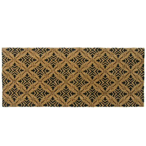 Rubber-Cal-Classic-Fleur-de-Lis-French-Matting-2-Sizes-Home-Door-Mats-0-0