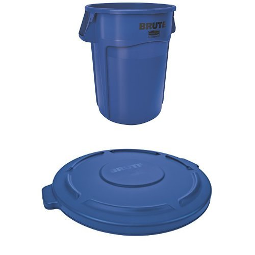 Rubbermaid-Commercial-BRUTE-Container-with-Venting-Channels-and-Lid-Yellow-10-Gallon-FG261000YEL-FG260900YEL-0