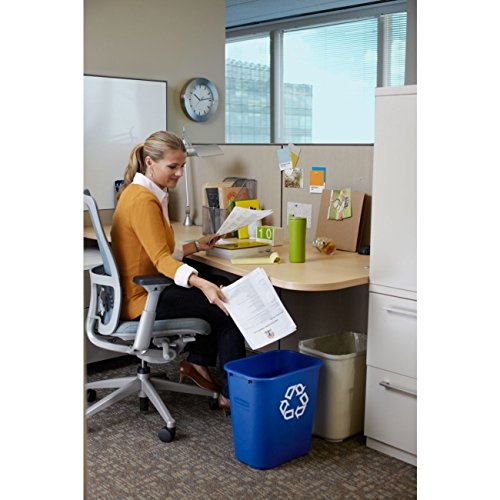 Rubbermaid-Commercial-Deskside-Recycling-Container-Medium-Blue-28-18-quart-Capacity-144-Length-x-1025-Width-x-15-Height-0-0