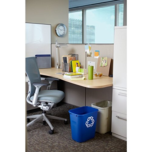 Rubbermaid-Commercial-Deskside-Recycling-Container-Medium-Blue-28-18-quart-Capacity-144-Length-x-1025-Width-x-15-Height-0-1