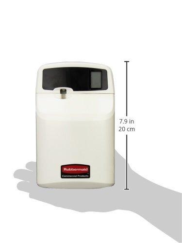 Rubbermaid-Commercial-FG516900OWHT-SeBreeze-9000-Programmable-Plus-Metered-Aerosol-Odor-Control-Dispenser-Off-White-0-1