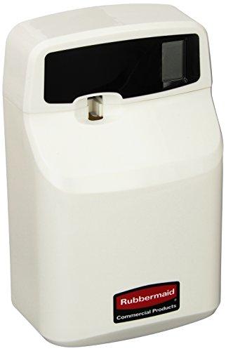 Rubbermaid-Commercial-FG516900OWHT-SeBreeze-9000-Programmable-Plus-Metered-Aerosol-Odor-Control-Dispenser-Off-White-0