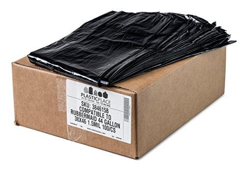 Rubbermaid-Compatible-44-Gallon-Trash-Bag-Black-0-1