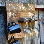Rustic-Pallet-Wood-Coffee-Mug-and-Wine-Glass-Holder-Combo-Rack-Wall-Mounted-0-1