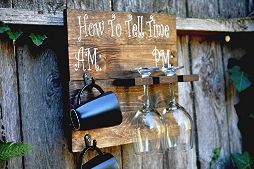 Rustic-Pallet-Wood-Coffee-Mug-and-Wine-Glass-Holder-Combo-Rack-Wall-Mounted-0-1
