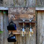 Rustic-Pallet-Wood-Coffee-Mug-and-Wine-Glass-Holder-Combo-Rack-Wall-Mounted-0