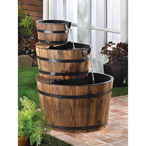 Rustic-Three-Tier-Apple-Barrel-Outdoor-Water-Fountain-0-0