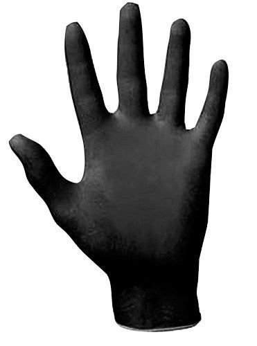 SAS-Safety-66518-5-PACK-Raven-Powder-Free-Black-Nitrile-6-Mil-Gloves-Large-0-0