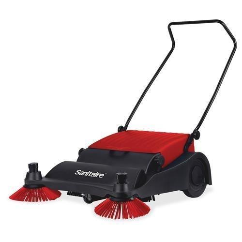 SC435-Sanitaire-32-Wide-Area-Vacuum-Sweeper-Red-Black-0