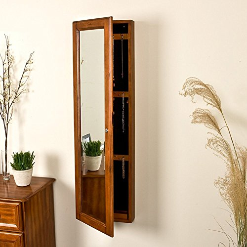 SEI-Wall-Mount-Jewelry-Mirror-0