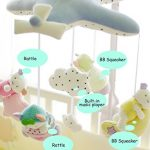 SHILOH-Deluxe-Baby-Plush-Crib-Mobile-with-60-songs-Musical-Box-and-Arm-Blue-Plane-0-1