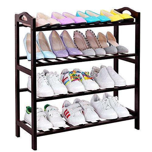 SONGMICS-100-Bamboo-4-Tier-Shoe-Rack-Entryway-Shoe-Shelf-Storage-Organizer-ULBS94Z-0-1
