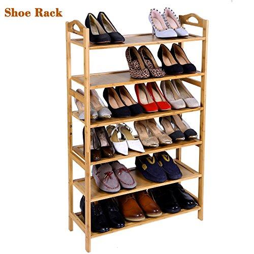 SONGMICS-Bamboo-6-Tier-Shoe-Rack-Entryway-Shoe-Shelf-Storage-Organizer-ULBS26N-0-0