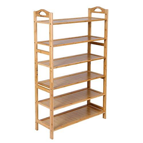 SONGMICS-Bamboo-6-Tier-Shoe-Rack-Entryway-Shoe-Shelf-Storage-Organizer-ULBS26N-0