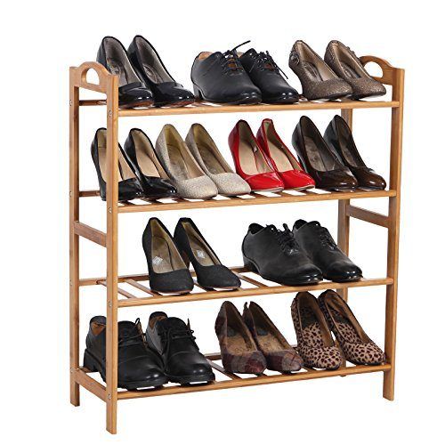 SONGMICS-Bamboo-Shoe-Rack-4-Tier-Entryway-Shoe-Shelf-Storage-Organizer-ULBS94N-0-0