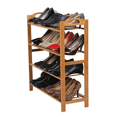 SONGMICS-Bamboo-Shoe-Rack-4-Tier-Entryway-Shoe-Shelf-Storage-Organizer-ULBS94N-0-1