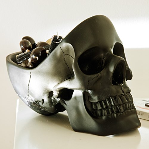 SUCK-UK-Skull-Design-Desk-and-Room-Tidy-0-0