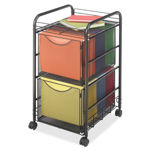 Safco-Products-Onyx-Mesh-File-Cart-0