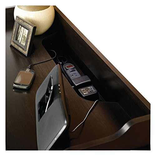 Sauder-Edge-Water-Smartcenter-Secretary-Desk-Estate-Black-0-0