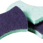 Scotch-Brite-3000-Power-Sponge-4-12-Length-x-2-5164-Width-x-1932-Thick-Case-of-20-0