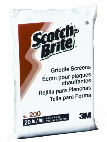 Scotch-Brite-Griddle-Screen-200CC-4-x-55-10-Packs-of-20-0-1