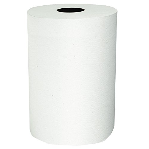 Scott-Slimroll-Hard-Roll-Paper-Towels-12388-with-Fast-Drying-Absorbency-Pockets-White-6-Rolls-Case-580-Roll-0