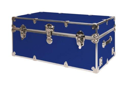 SecureOnCampus-College-Dorm-Storage-Trunks-Footlockers-Large-Royal-Blue-0