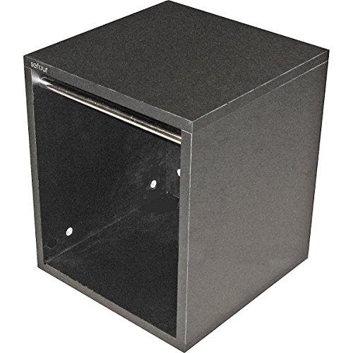 Sefour-Vinyl-Record-Carry-Box-Black-0-1