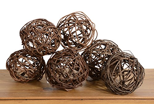 Set-of-6-Natural-Vine-Balls-4-Inches-Diameter-Bowl-and-Vase-Filler-0-1
